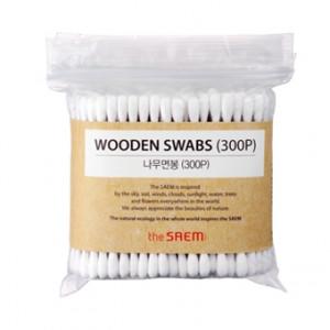 The Saem Wood Swab 300P
