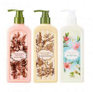 Nature Republic Perfume De Nature Body Lotion 345ml