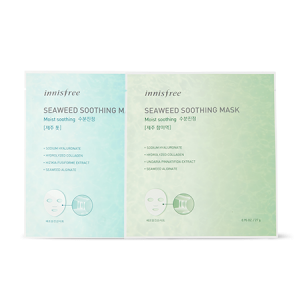 Innisfree Seaweed Soothing Mask Moist Soothing [Summer LTD] 27g