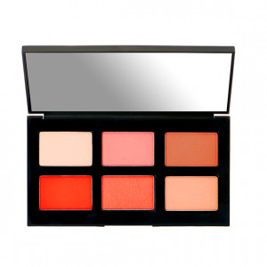 It's Skin Life Color Palette [Cheek] 2g*6