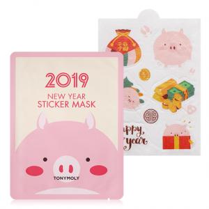 TONYMOLY 2019 New Year Sicker Mask 8ml
