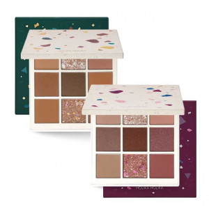 HolikaHolika [2019 Holiday LTD] Terrazzo Shadow Palette 13.5g