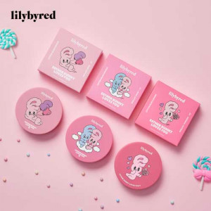 Lilybyred x Esther Bunny Cotton Blur Cushion