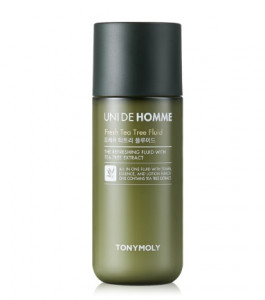 TONYMOLY Unide Homme Fresh Tea Tree Fluid 150ml