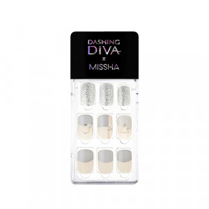 Missha x Dashing Diva Magic Press  [Pearl Gray] 1ea