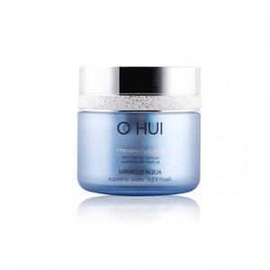 OHUI Miracle Aqua Supreme Water Night Mask 100ml