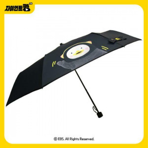 Pengsoo Peng-Hi Manual 3-tier umbrella Black