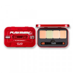 CLIO [Play My My Collection] Kill Cover Conceal Set 1g*4