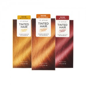 [E] It's Skin It Style Tinted Hair Coloring Cream 60g+60g