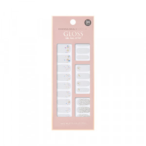 Missha DASHING DIVA Gloss Gel Nail Strip