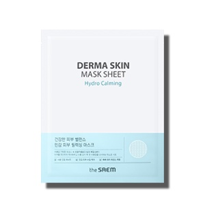 The Saem Derma Skin Mask Sheet #Hydro Calming 28ml