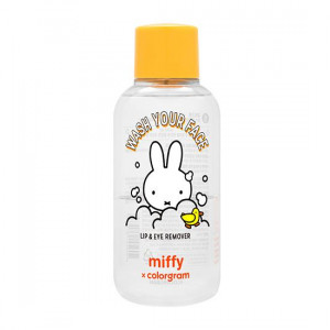 Colorgram x miffy Whose Face Lip & Eye Remover 120ml