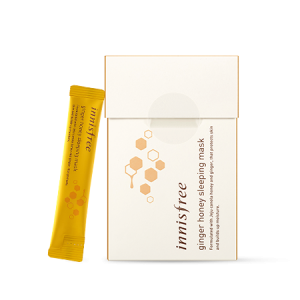 Innisfree Ginger Honey Sleeping Mask 4ml*15