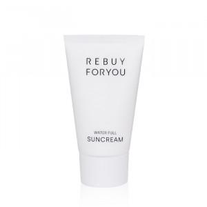 Rebuy Foryou Water Full sun Cream SPF50+ PA++++