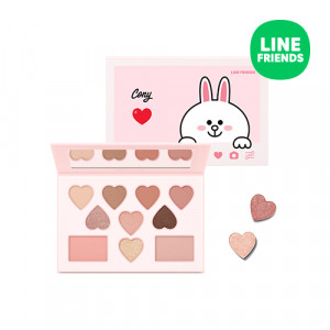 MISSHA (Line Friends Edition) Color Filter Shadow Palette 15g