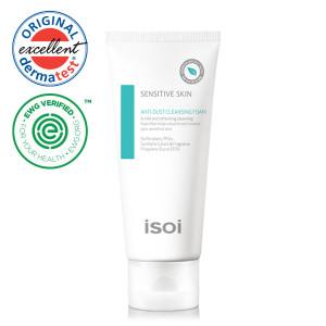 ISOI Sensitive Skin Anti-Dust Cleansing Foam 100ml