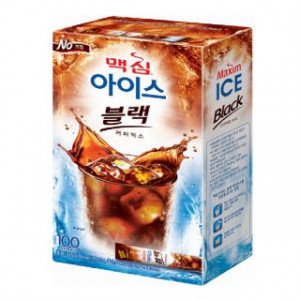 [Coffee Mix] Dongseo Maxim Ice Black 5.9g x 110T