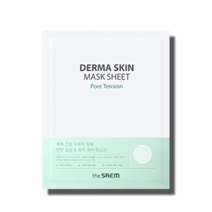 The Saem Derma Skin Mask Sheet #Pore Tension 28ml