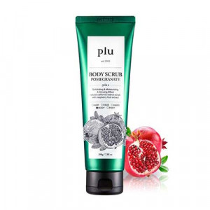 Plu Original Body Scrub Pomegranate 200g