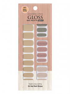 [R] Dashing Diva Gel Nails (2 items)
