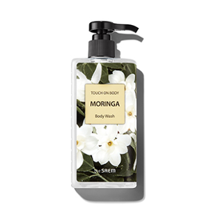 The Saem Touch On Body Moringa Body Wash 300ml
