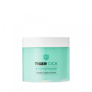 It's Skin Tiger Cica 90 Calming Peeling Pad 80ea