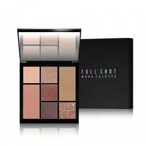 A'PIEU Full Shot Mood Palette [Beige] 14g