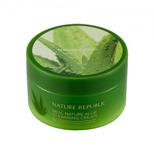 Nature Republic Real Nature Aloe Cleansing Cream 200ml