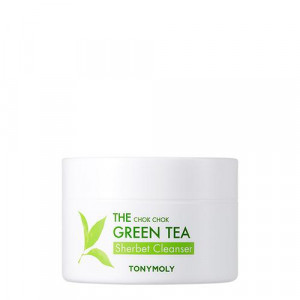 TONYMOLY The Chok Chok Green Tea Sherbet Cleanser 85g