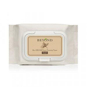 BEYOND Rice Milk Mild Deep Cleansing Tissue 50ea