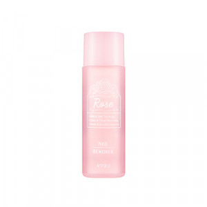 A'PIEU Nail Remover Rose 100ml