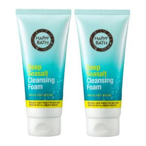 Happy Bath Perfect Deep Seasalt Cleansing Foam 175g