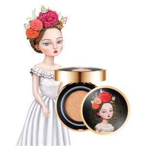 BeautyPeople Absolute Lofty Girl Tension Cushion SPF50+ PA+++ 18g