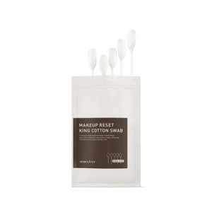Innisfree Makeup Reset King Cotton Swab 5EA/10ml