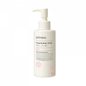 primera Baby Facial & Body Wash 250ml
