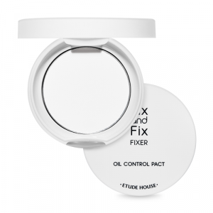 Etude House Fix And Fix Oil Control Pact 9.5g