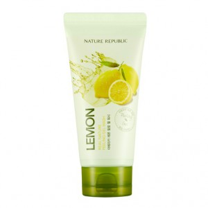 Nature Republic Real Nature Peeling Gel Wash 120ml