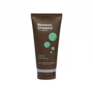 Too Cool for School Morocco Ghassoul Foam Cleanser 150ml