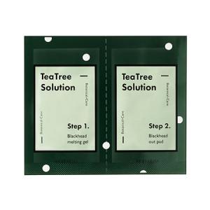 Aritaum Teatree Solution Blackhead Melting And Out Pad (gel 4ml + 1pad)