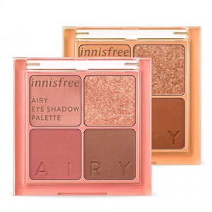 Innisfree Airy Eye shadow Palette [New Color] 6.8g