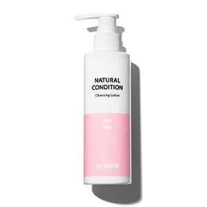 The Saem Natural Condition Cleansing Lotion 180ml