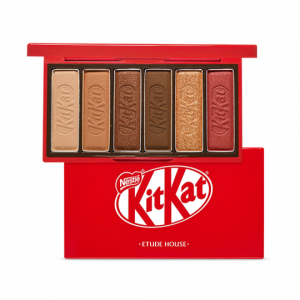 Etude House [Etude House X Kit Kat] Play Color Eyes Mini 1g*6ea