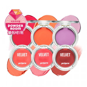 Peripera Pure Blushed Velvet Cheek 4g