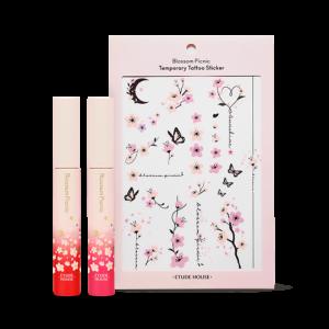 Etude House Shine Chick Lip Lacquer [Blossom Picnic] 1ea