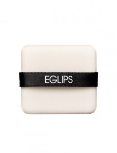 EGLIPS Cover Powder Pact Puff 1ea