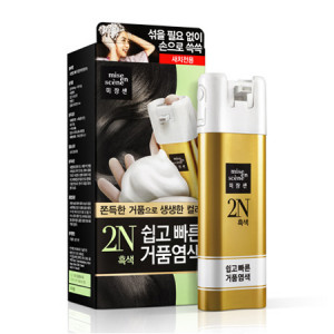 MISEENSCENE Easy & Speedy Foam Hair Color 40g*40g