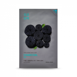 HolikaHolika Pure Essence Mask Sheet (Charcoal) 20ml