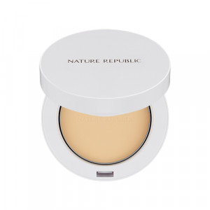 Nature Republic Provence Air Skin Fit Pact SPF27 PA+++ 10.5g